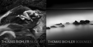 Coffee Table Books: THOMAS BICHLER BODENSEE and NUDE ART