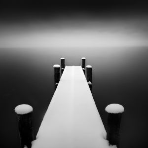 jetty, study #4 - Lake Constance (Bodensee), Austria