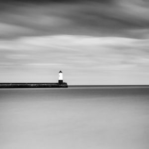 Berwick-upon-Tweed, pier and lighthouse, #2