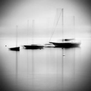 Unteruhldingen, boats, study #3