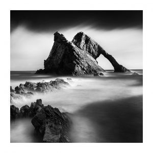 Portknockie, Bow Fiddle Rock, #1