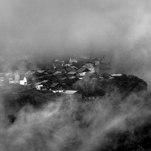 Lumnezia clouds, #5