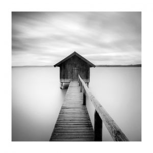 Ammersee, boathouse, #1