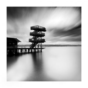 Ammersee, diving tower, #2