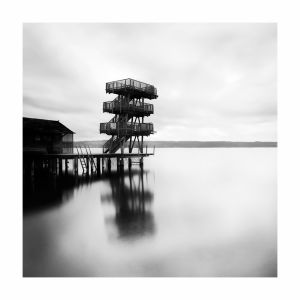 Ammersee, diving tower, #3