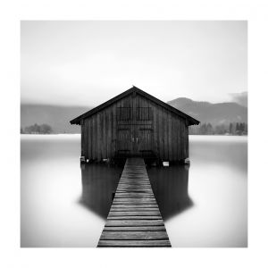 Kochelsee, boathouse, #1