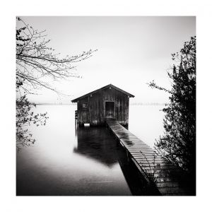 Kochelsee, boathouse, #4