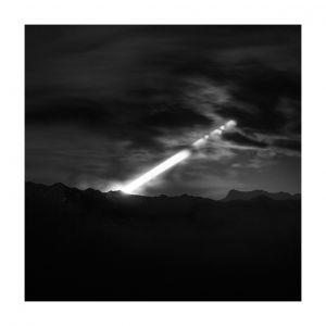 Moonrise over Beverin, Morissen 2019